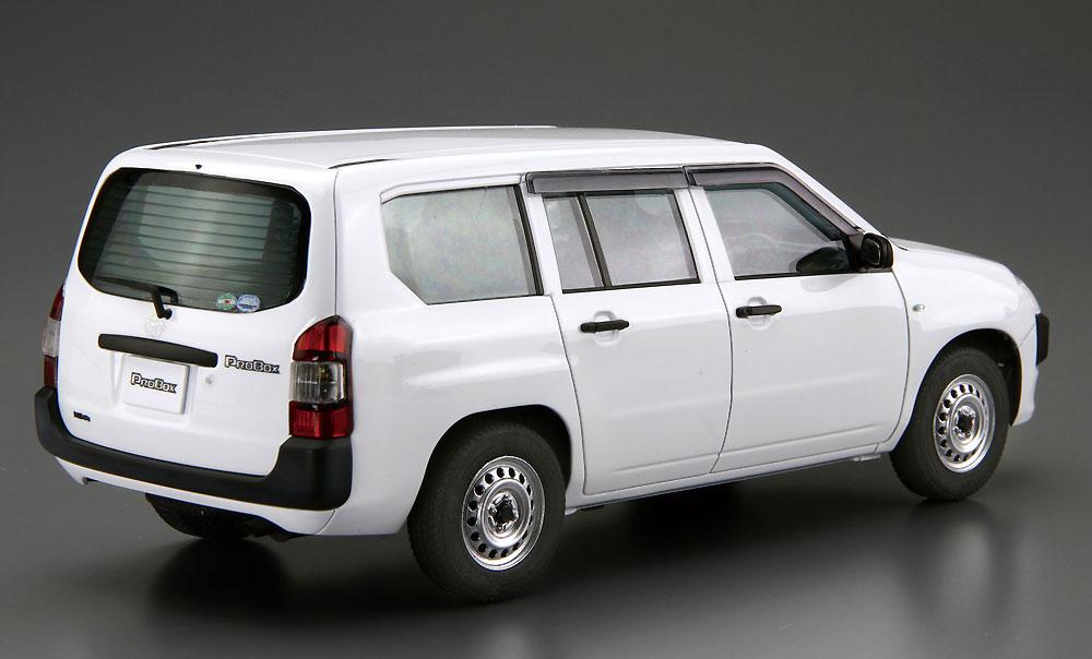 トヨタ NCP160V プロボックス '14プラモデル(アオシマ1/24 ザ・モデルカーNo.065)商品画像_3