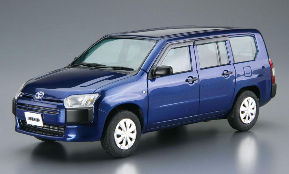 トヨタ NCP160V サクシード '14プラモデル(アオシマ1/24 ザ・モデルカーNo.4905083051443)商品画像_2