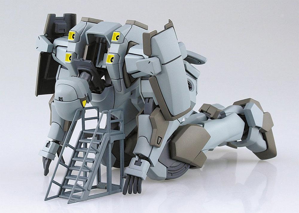 アームスレイブ ガーンズバック M9 Ver.1.5プラモデル(アオシマフルメタル パニック TSR シリーズNo.006)商品画像_3