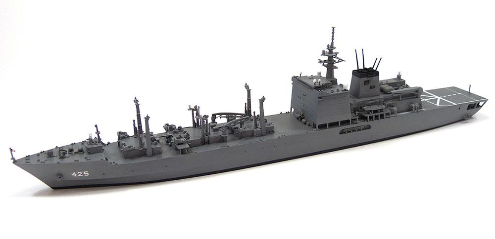 海上自衛隊 補給艦 ましゅうプラモデル(アオシマ1/700 ウォーターラインシリーズNo.033)商品画像_2