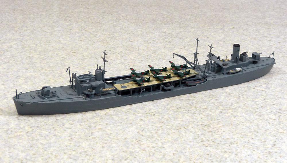 給油艦 速吸プラモデル(アオシマ1/700 ウォーターラインシリーズNo.559)商品画像_2