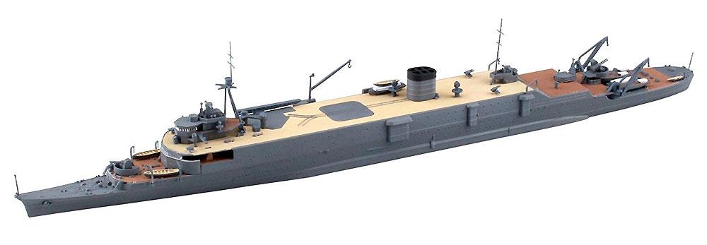 日本海軍 潜水母艦 大鯨プラモデル(アオシマ1/700 ウォーターラインシリーズNo.567)商品画像_2