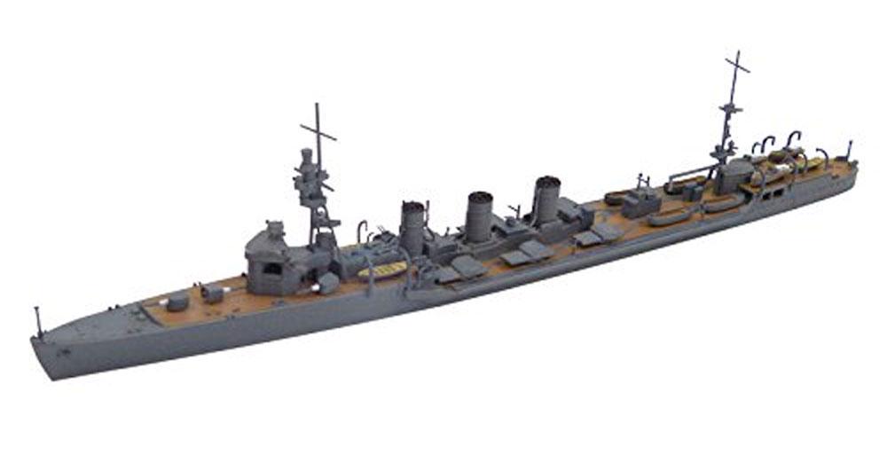 日本 軽巡洋艦 北上 高速輸送艦プラモデル(アオシマ1/700 ウォーターラインシリーズNo.054741)商品画像_2