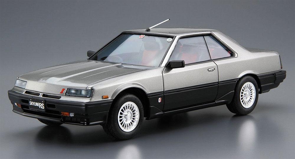 ニッサン DR30 スカイライン HT2000 ターボインタークーラー RS-X '84プラモデル(アオシマ1/24 ザ・モデルカーNo.059)商品画像_2