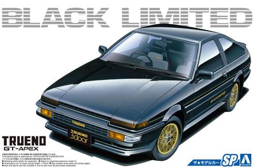 トヨタ AE86 スプリンター トレノ GT-APEX ブラックリミテッド