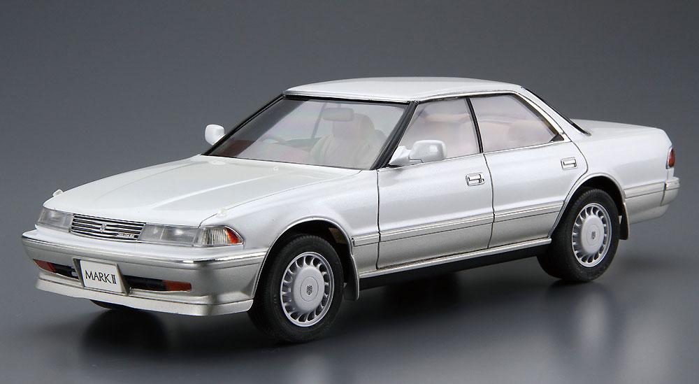 トヨタ GX81 マーク 2 グランデツインカム24 '88プラモデル(アオシマ1/24 ザ・モデルカーNo.063)商品画像_2