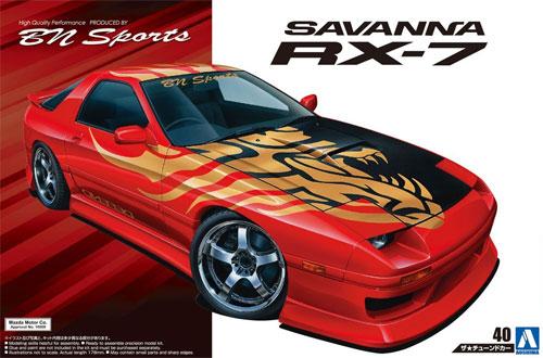BNスポーツ FC3S RX-7