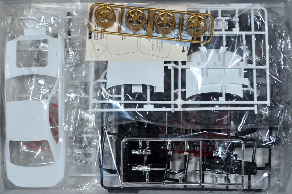 ロデックスタイル S15 シルビア '99 (ニッサン)プラモデル(アオシマ1/24 ザ・チューンドカーNo.旧042)商品画像_1