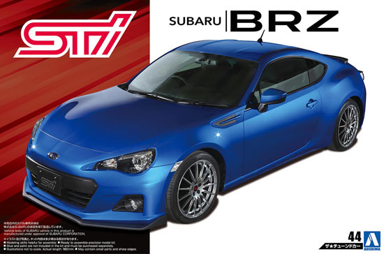STI ZC6 スバル BRZ