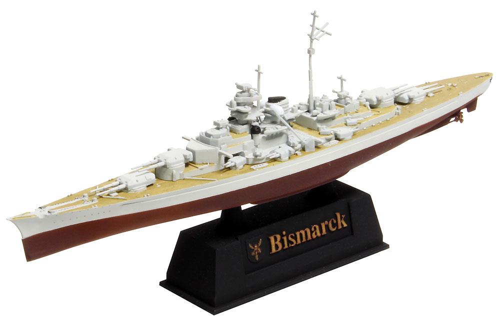WW2 ドイツ海軍 戦艦 ビスマルクプラモデル(フライホーク1/2000 艦船No.FP9001)商品画像_3