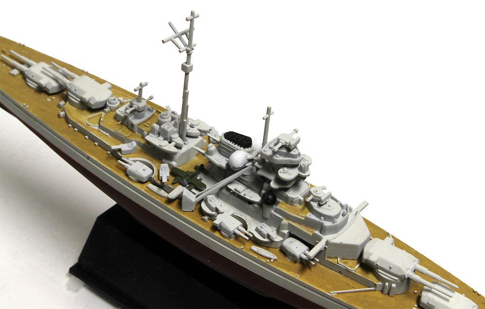 WW2 ドイツ海軍 戦艦 ビスマルクプラモデル(フライホーク1/2000 艦船No.FP9001)商品画像_4