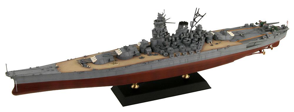 日本海軍 戦艦 大和 最終時プラモデル(ピットロード1/700 スカイウェーブ W シリーズNo.W200)商品画像_3
