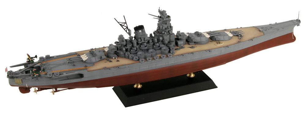 日本海軍 戦艦 大和 最終時プラモデル(ピットロード1/700 スカイウェーブ W シリーズNo.W200)商品画像_4