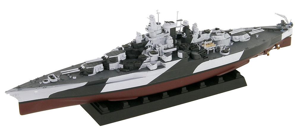 アメリカ海軍 テネシー級戦艦 BB-43 テネシー 1944プラモデル(ピットロード1/700 スカイウェーブ W シリーズNo.W202)商品画像_2