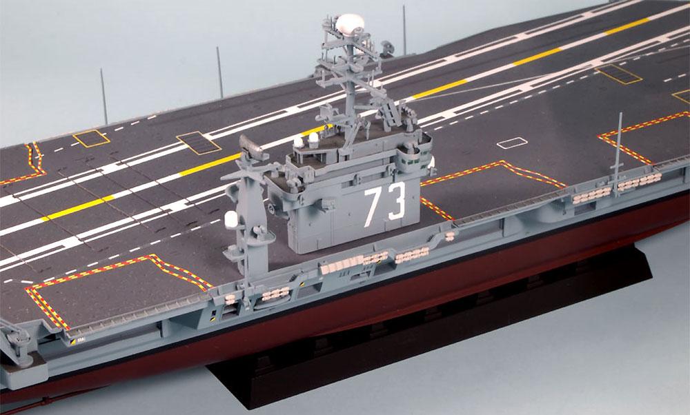 アメリカ海軍 ニミッツ級 航空母艦 CVN-73 ジョージ ワシントン 2008プラモデル(ピットロード1/700 スカイウェーブ M シリーズNo.M-047)商品画像_2