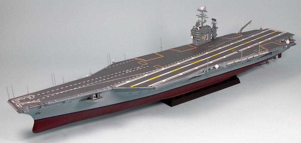 アメリカ海軍 ニミッツ級 航空母艦 CVN-73 ジョージ ワシントン 2008プラモデル(ピットロード1/700 スカイウェーブ M シリーズNo.M-047)商品画像_3