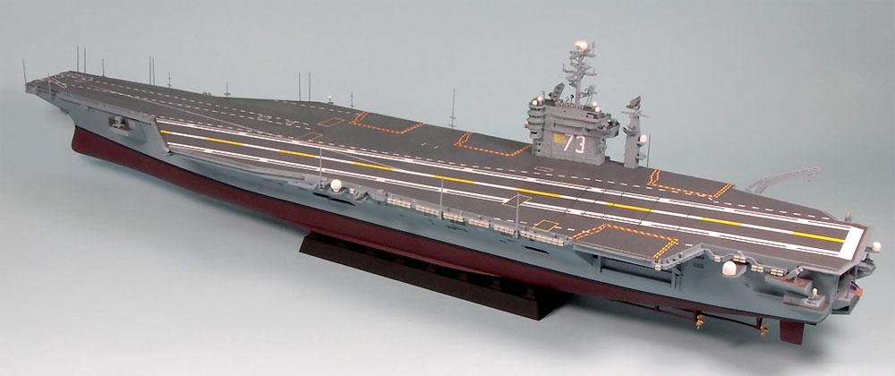 アメリカ海軍 ニミッツ級 航空母艦 CVN-73 ジョージ ワシントン 2008プラモデル(ピットロード1/700 スカイウェーブ M シリーズNo.M-047)商品画像_4