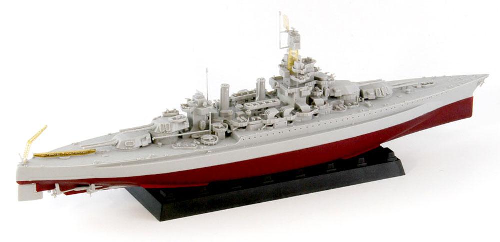アメリカ海軍 コロラド級戦艦 BB-45 コロラド 1944プラモデル(ピットロード1/700 スカイウェーブ W シリーズNo.W205)商品画像_3