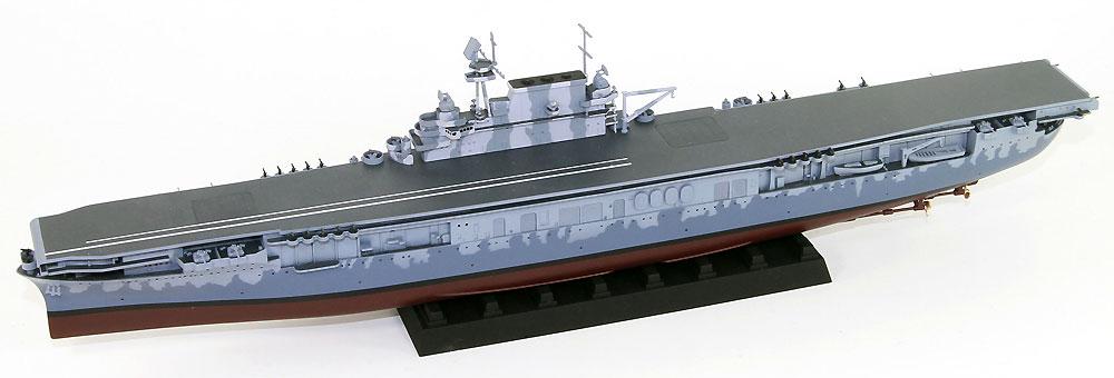 アメリカ海軍 航空母艦 CV-8 ホーネットプラモデル(ピットロード1/700 スカイウェーブ W シリーズNo.W207)商品画像_2