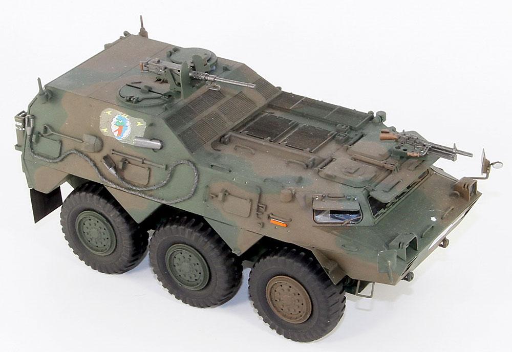 陸上自衛隊 82式指揮通信車プラモデル(ピットロード1/35 グランドアーマーシリーズNo.G049)商品画像_2