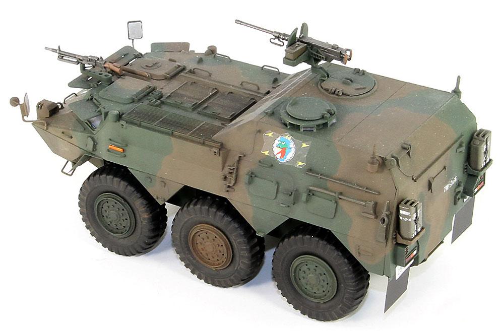 陸上自衛隊 82式指揮通信車プラモデル(ピットロード1/35 グランドアーマーシリーズNo.G049)商品画像_3