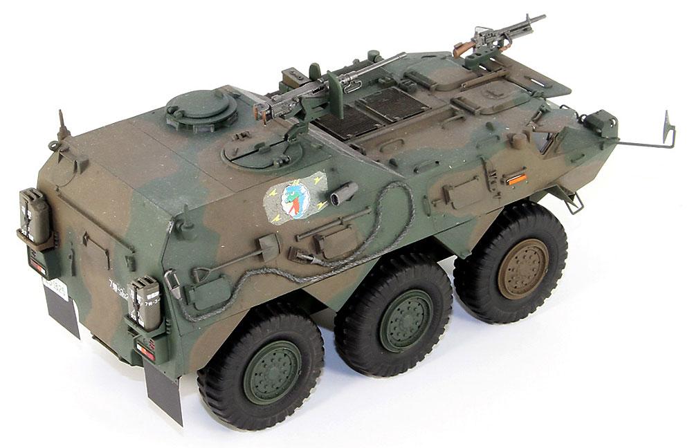 陸上自衛隊 82式指揮通信車プラモデル(ピットロード1/35 グランドアーマーシリーズNo.G049)商品画像_4