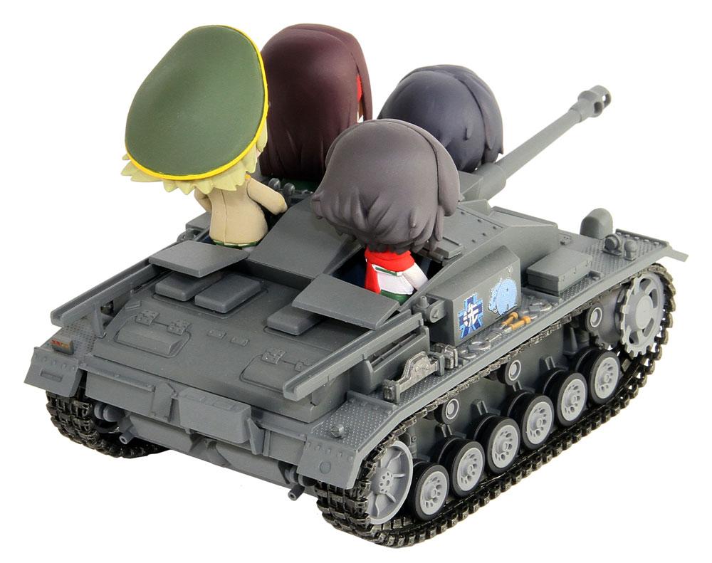 3号突撃砲 F型 エンディングVer. 全国大会時完成品(ピットロードガールズ&パンツァーNo.PD052)商品画像_2