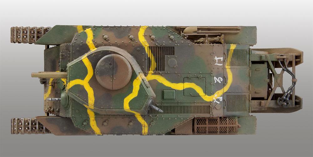 帝国陸軍 八九式中戦車 甲型プラモデル(ファインモールド1/35 ミリタリーNo.FM056)商品画像_4