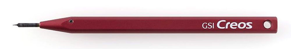 Mr.ラインチゼル 赤アルマイトチゼル(GSIクレオスMr.ラインチゼルNo.GT-065RA)商品画像_1