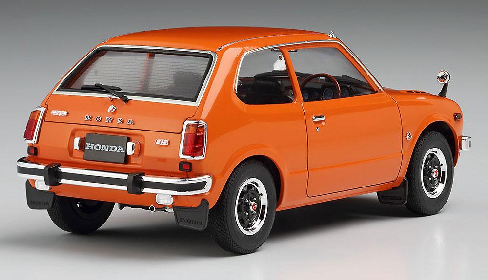 ホンダ シビック RS (SB-1) 3ドア ハッチバックプラモデル(ハセガワ1/24 自動車 HCシリーズNo.HC025)商品画像_3