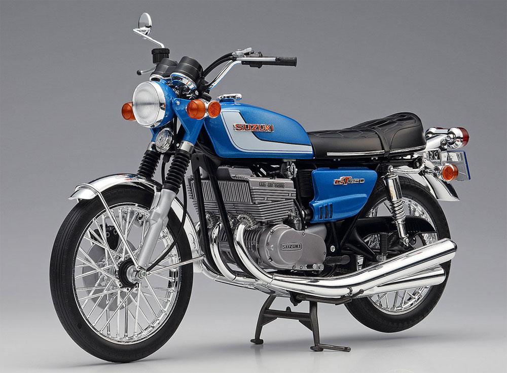 スズキ GT380 Bプラモデル(ハセガワ1/12 バイクシリーズNo.BK-005)商品画像_2