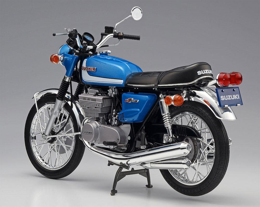 スズキ GT380 Bプラモデル(ハセガワ1/12 バイクシリーズNo.BK-005)商品画像_3