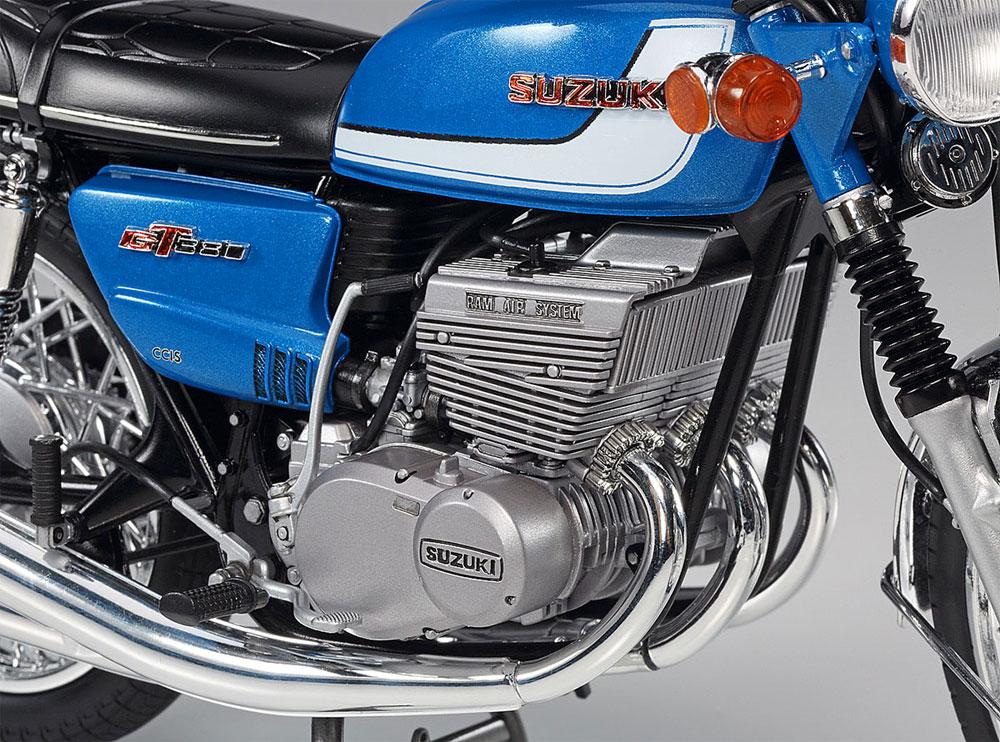 スズキ GT380 Bプラモデル(ハセガワ1/12 バイクシリーズNo.BK-005)商品画像_4