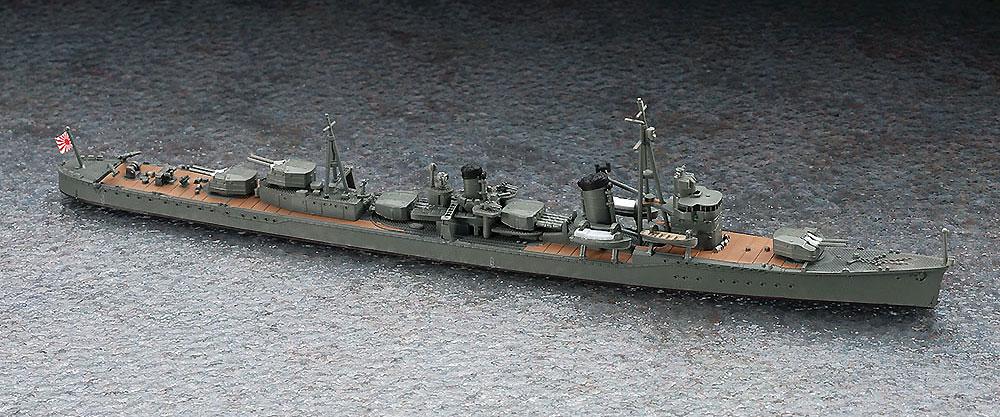 日本駆逐艦 朝潮プラモデル(ハセガワ1/700 ウォーターラインシリーズNo.463)商品画像_3