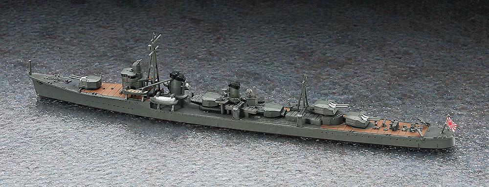 日本駆逐艦 朝潮プラモデル(ハセガワ1/700 ウォーターラインシリーズNo.463)商品画像_4