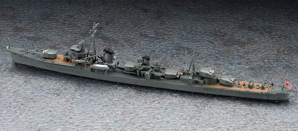日本駆逐艦 峯雲プラモデル(ハセガワ1/700 ウォーターラインシリーズNo.464)商品画像_4