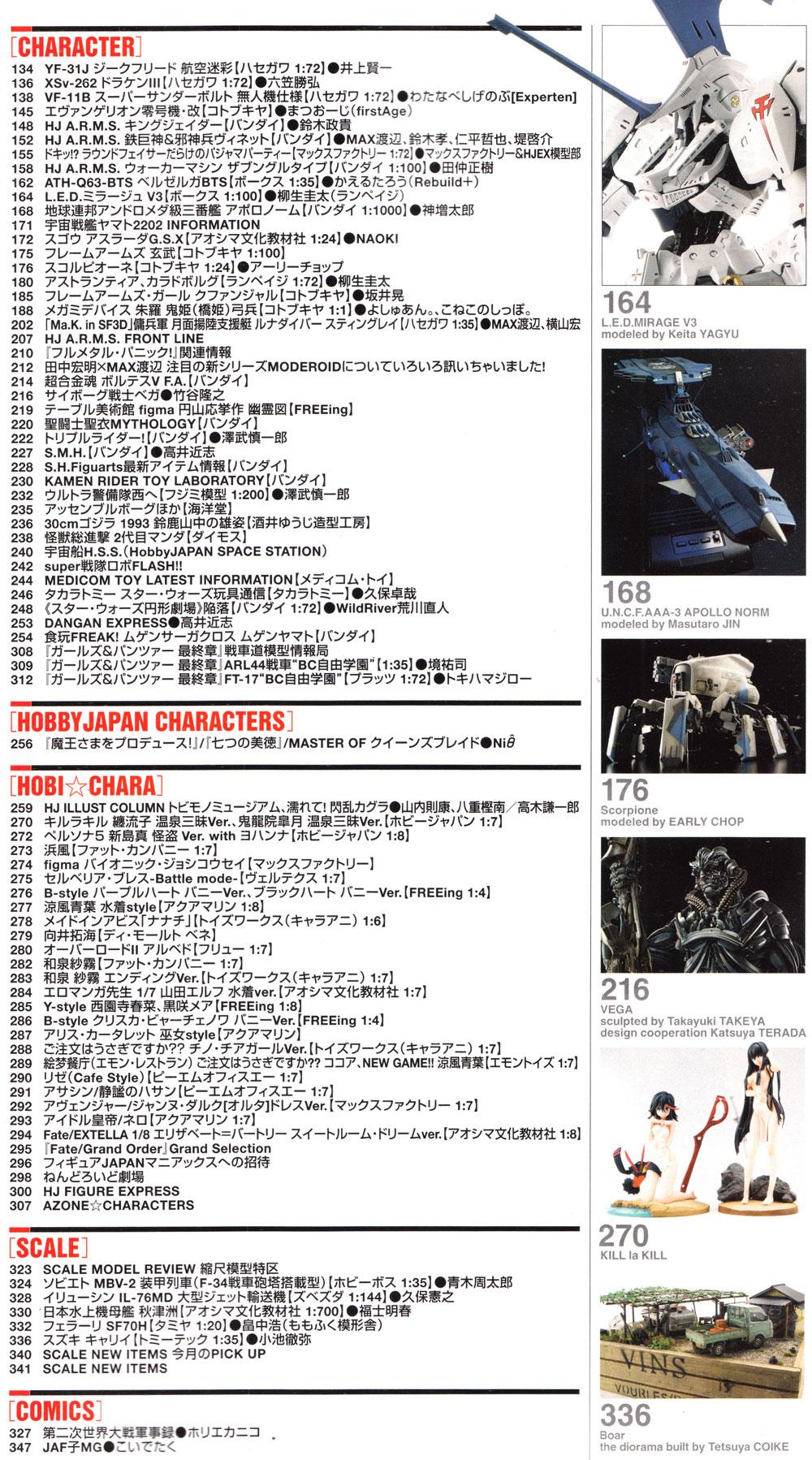 ホビージャパン 2018年5月号雑誌(ホビージャパン月刊 ホビージャパンNo.587)商品画像_2