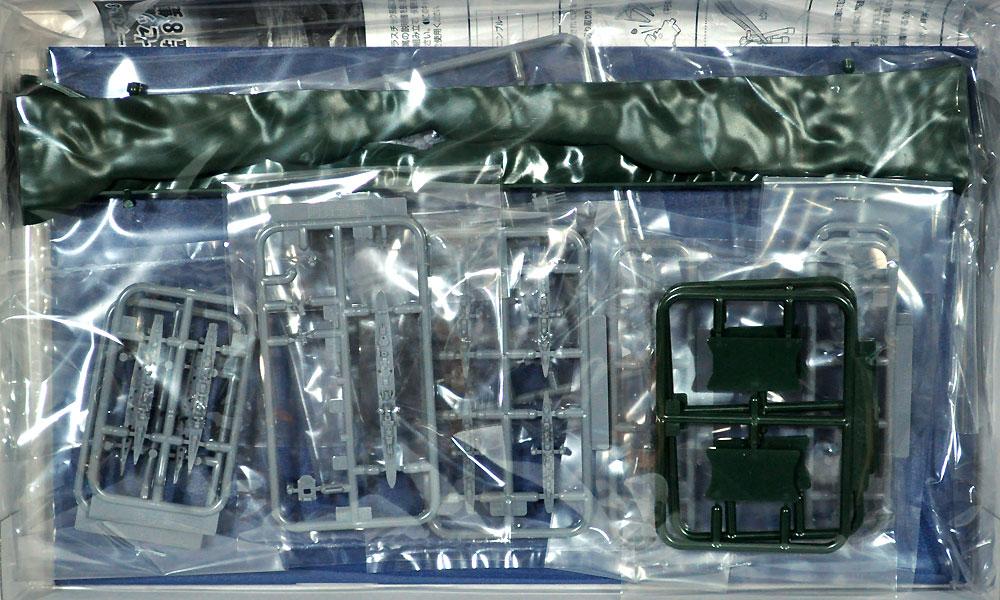 天一号作戦 第一遊撃部隊セット (大和/矢矧/駆逐艦8隻)プラモデル(フジミ集める軍艦シリーズNo.008)商品画像_1