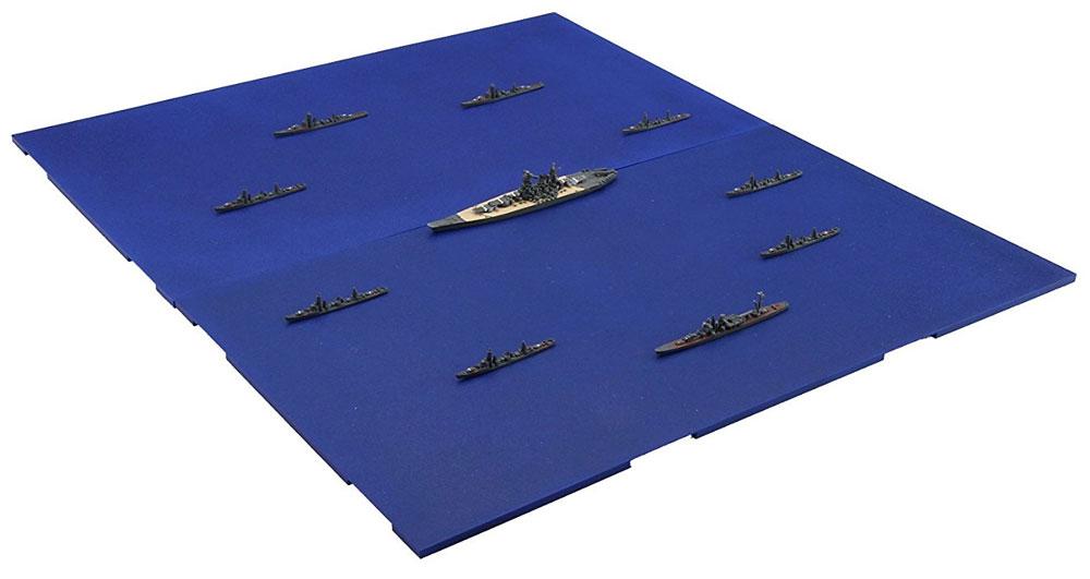 天一号作戦 第一遊撃部隊セット (大和/矢矧/駆逐艦8隻)プラモデル(フジミ集める軍艦シリーズNo.008)商品画像_3