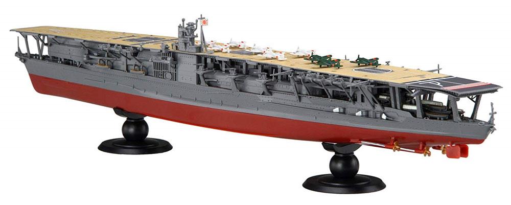 日本海軍 航空母艦 赤城プラモデル(フジミ艦NEXTNo.旧004)商品画像_2