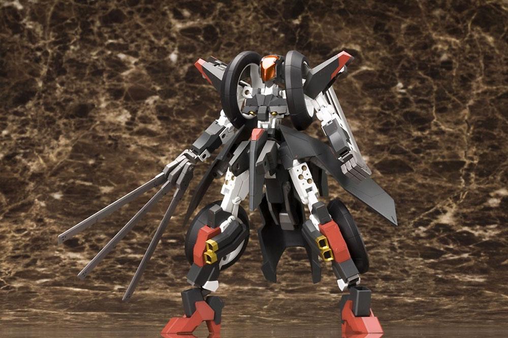 RF-12 ウィルバーナイン : REプラモデル(コトブキヤフレームアームズ (FRAME ARMS)No.#021)商品画像_3