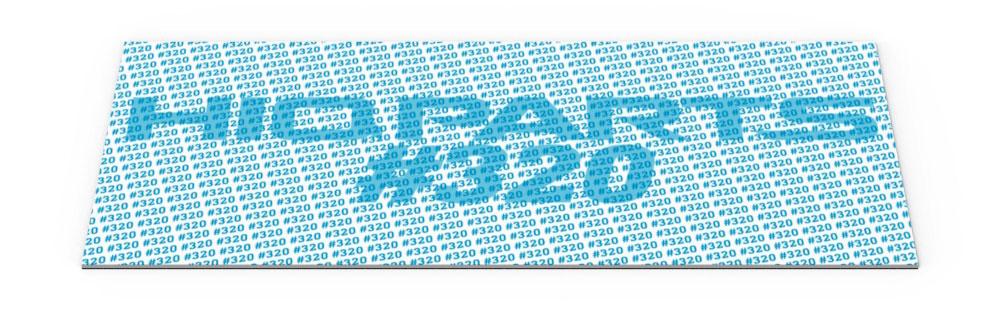 サンディングチップ 70 #320ヤスリ(HIQパーツヤスリツールNo.SDC70-0320)商品画像_1