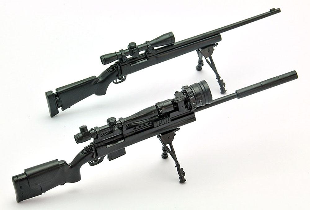 M24A2 タイププラモデル(トミーテックリトルアーモリー (little armory)No.LA036)商品画像_3
