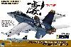 アメリカ海軍 F/A-18F スーパーホーネット VFA-103 ジョリーロジャース
