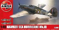 エアフィックス1/48 ミリタリーエアクラフトホーカー シーハリケーン Mk.1B