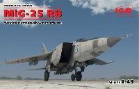 ICM1/48 エアクラフト プラモデルミグ MIG-25 RB