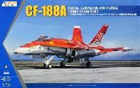 キネティック1/48 エアクラフト プラモデルカナダ空軍 CF-188A デモンストレーションチーム 2017年