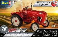 レベルカーモデルポルシェ ディーゼル ジュニア 108 トラクター