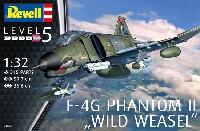 レベル1/32 AircraftF-4G ファントム 2 ワイルド ヴィーゼル
