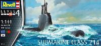 214型潜水艦